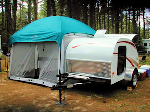 Teardrop Trailer Manufacturers And Kits Recreational